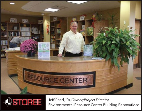 Jeff Reed, Storee Co-Owner