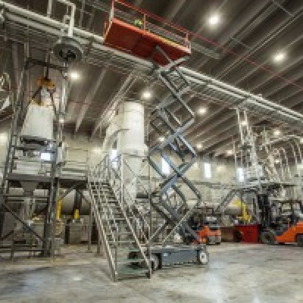 Industrial Plant Relocation project in Springfield MO