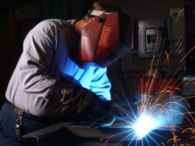 Welding Construction Labor – Skilled